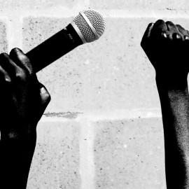 RESIST AND REVOLT: BLACK HISTORY / LIVE TRANSMISSION, Saturday 31 October
