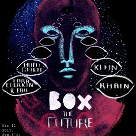 BOX THE FUTURE: Friday 11th December