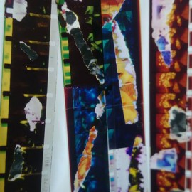 16mm CHROMAFLEX FILM WORKSHOP: Sunday 5th June
