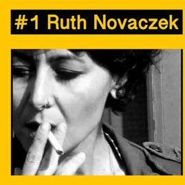 EXPERIMENTAL FILM SERIES #1 : RUTH NOVACZEK : Tuesday 3rd October