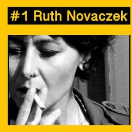 EXPERIMENTAL FILM SERIES #1 : RUTH NOVACZEK : Tuesday 3rd October