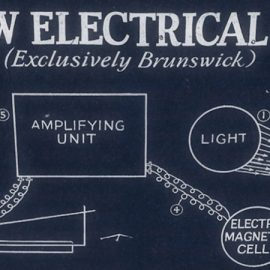 THE BRUNSWICK LIGHT-RAY PROCESS : Thursday 23rd November