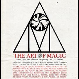 Art of Magic: Friday 26th October