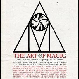 Art of Magic: Friday 26th October