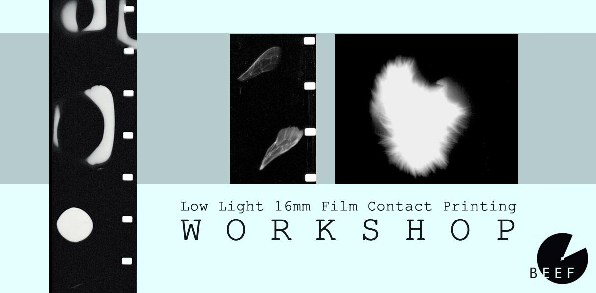 LOW LIGHT FILM WORKSHOP