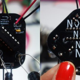 Synth Making & e-textiles Workshop with PRRRRRT : Sunday 8 December