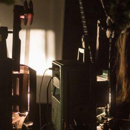 Sound for Experimental Film Workshop: Sunday 15 December