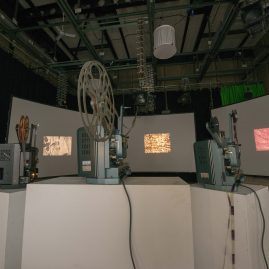 SPACE : Projection and Exhibition Workshop : Saturday 8 February